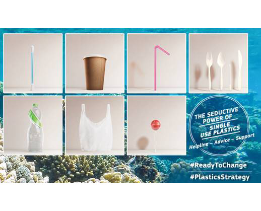 Preview: Circular Economy: Commission welcomes Council final adoption of new rules on single-use plastics to reduce marine plastic litter