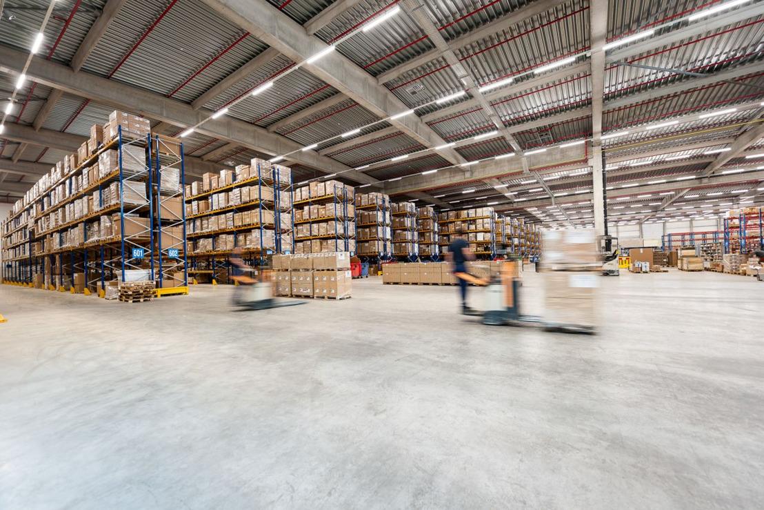 Expansie krijgt vorm in renovatie en uitbreiding magazijnen
