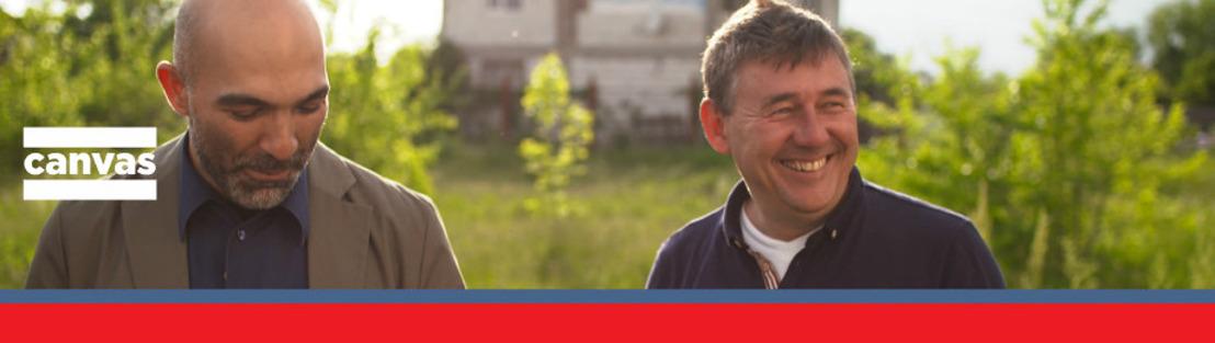 Rudi Vranckx keert terug naar Roemenië in Kleine helden