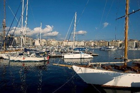 De oude haven (Le Vieux Port) in Marseille  - © OTCM (P.Micaleff)