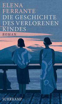 """Einladung zur Lesung: Annett Renneberg liest aus """"Meine geniale Freundin"""" von Elena Ferrante in Lübeck"""