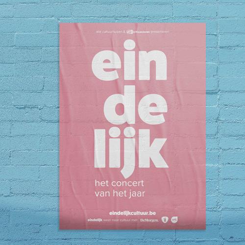UitInVlaanderen, les Maisons de la culture flamande et bruxelloise et TBWA amènent enfin la culture.