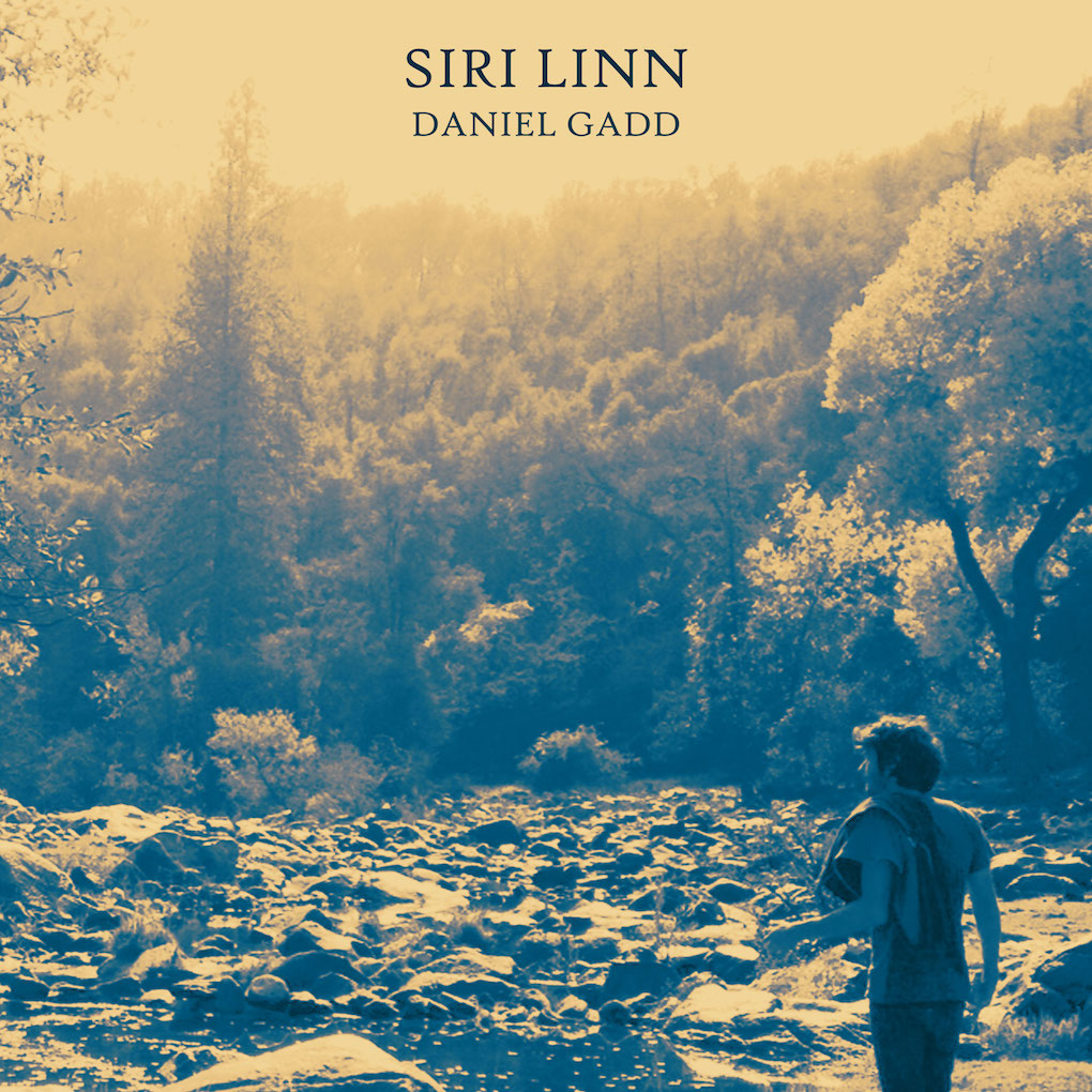 Daniel Gadd - Siri Linn (Edit) single artwork