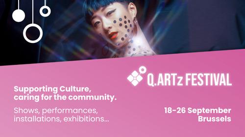 Q.Artz, le tout nouveau festival d'arts queer bientôt à Bruxelles