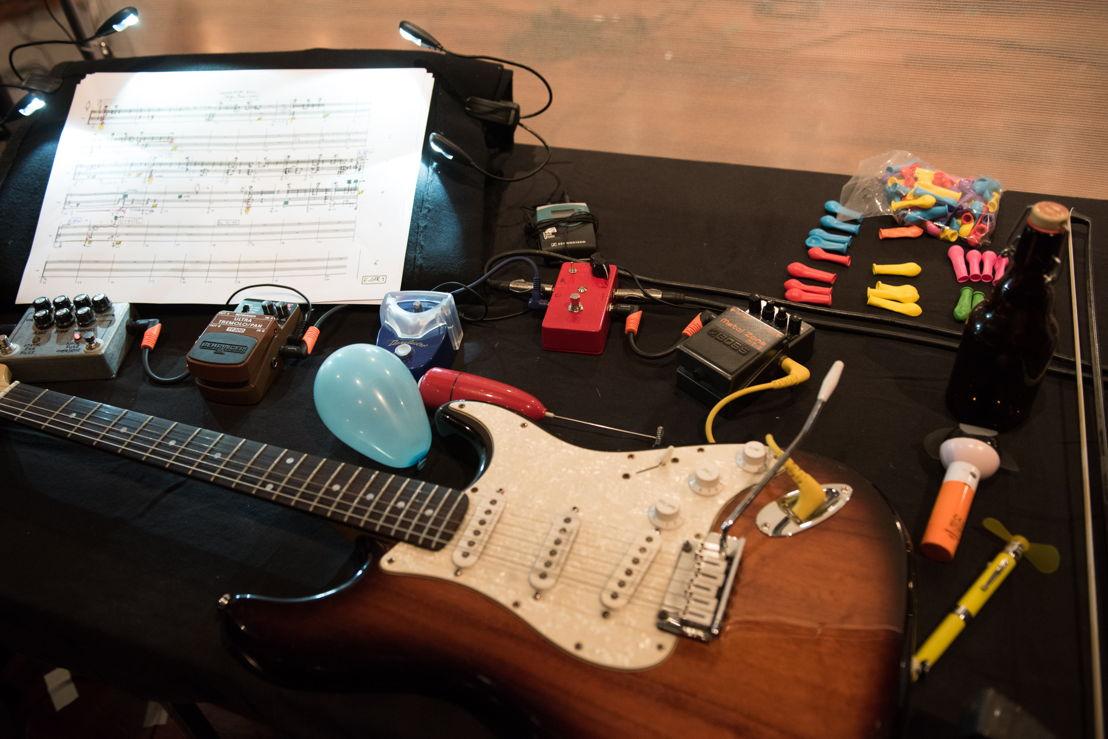 Instrumenten & bladmuziek (c) Anna van Kooij
