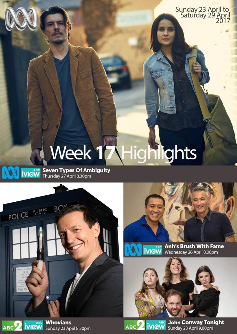 ABC Program Highlights - Week 17