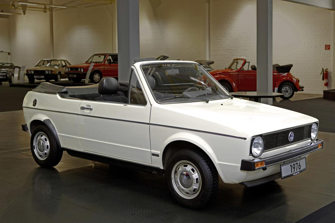40 años de la generación del aire fresco: Volkswagen en el Bremen Classic Motorshow