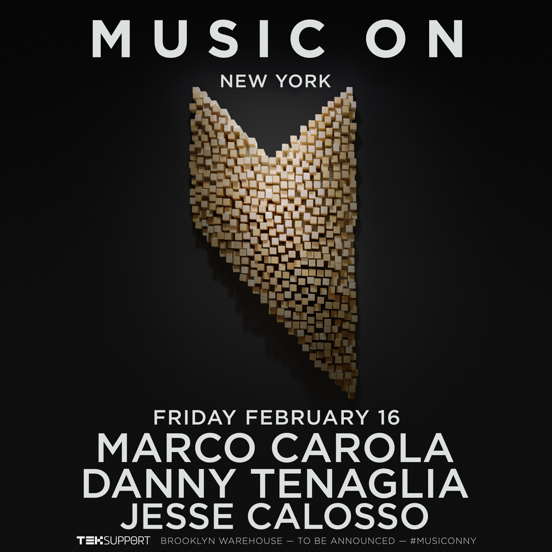 Danny Tenaglia To Join Marco Carola At Music On NYC Feb 16