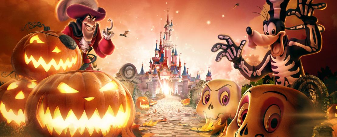 Halloween en Goofy's Skeletoon Street Party: dubbel feest in oktober in Disneyland® Paris