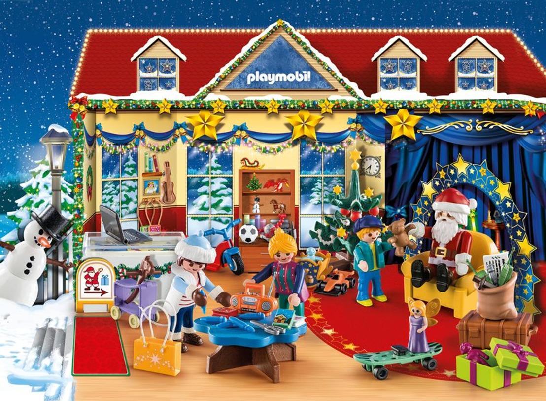 Ho Ho Ho ! Compte à rebours jusqu'à Noël avec PLAYMOBIL®