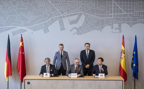 SEAT's development in China