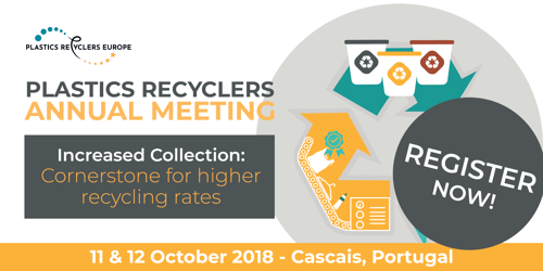 Register to the Plastics Recyclers Annual Meeting 2018
