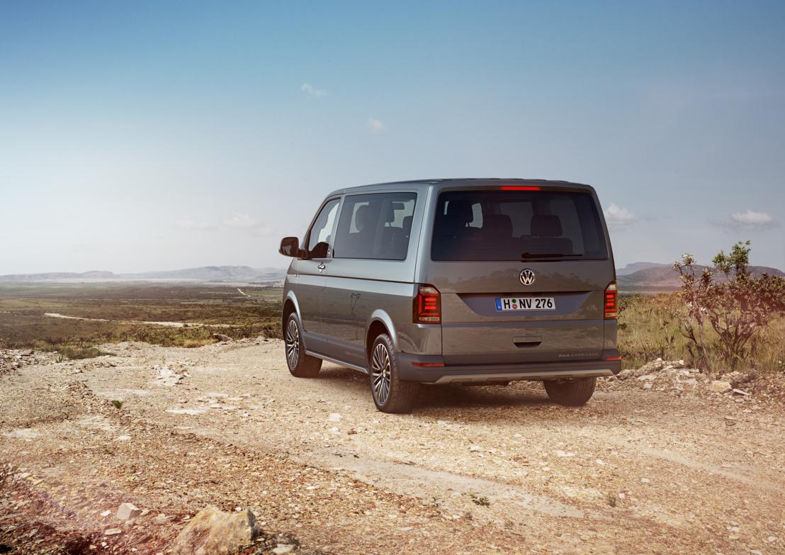 Le nouveau Multivan PanAmericana : un véhicule polyvalent capable de s'aventurer en tout-chemin