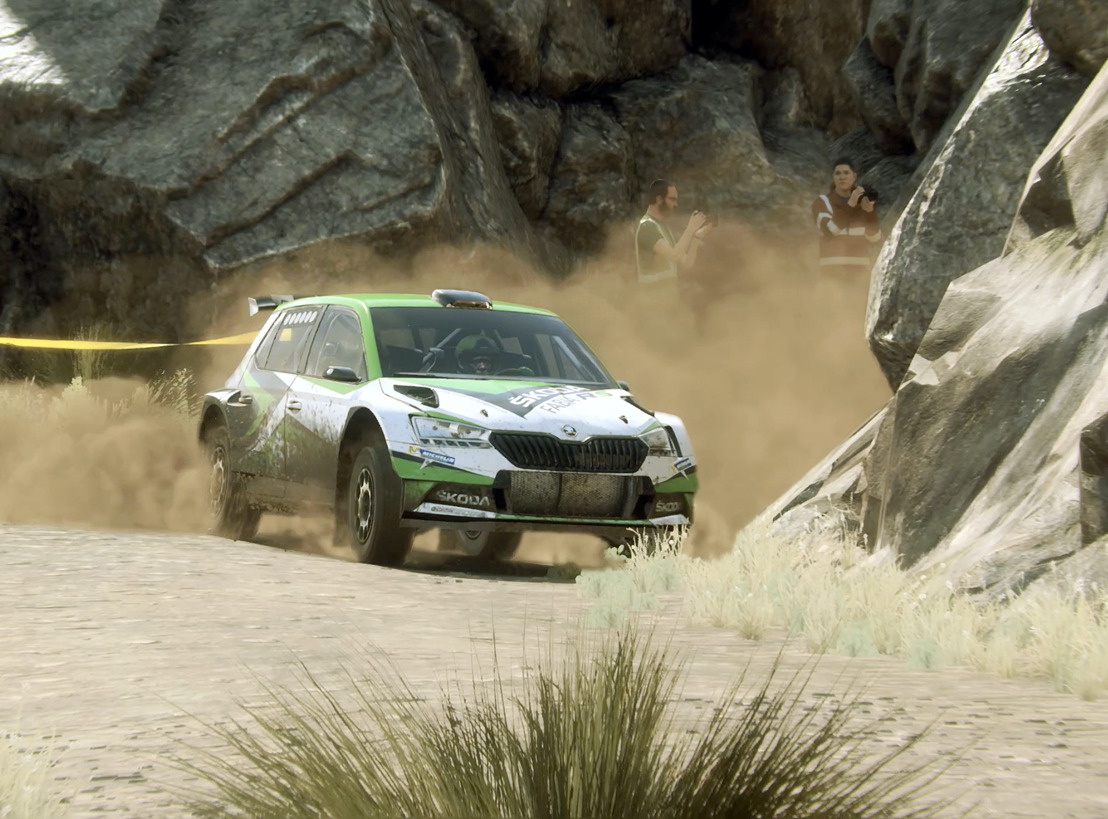 ŠKODA Motorsport launches eSports series offering virtual competition between fans and rally aces