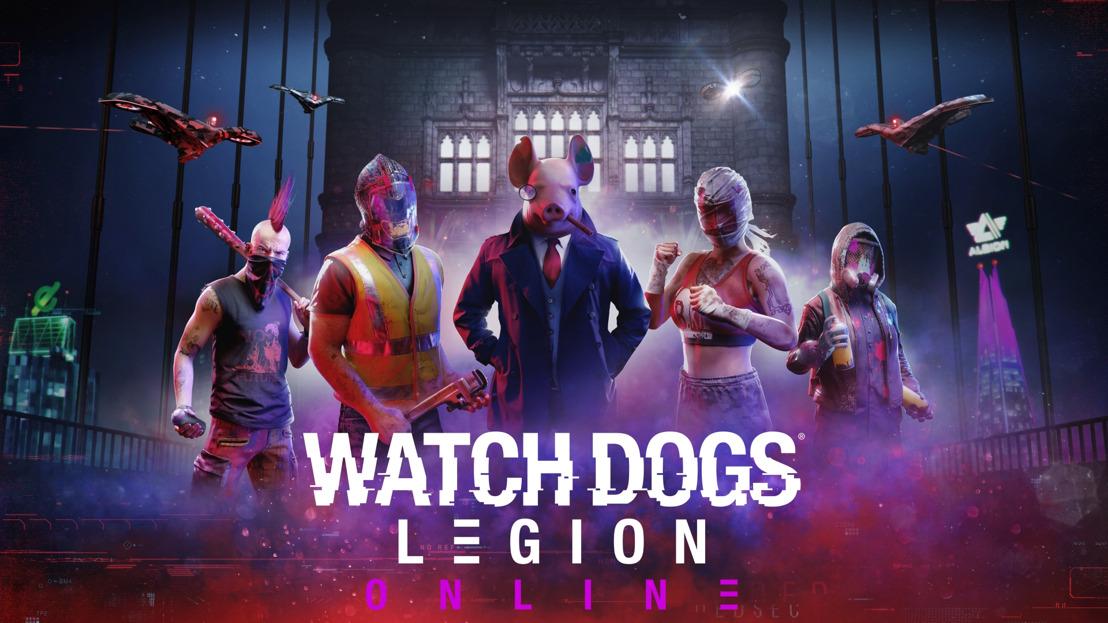 WATCH DOGS: LEGION ONLINE-MODUS AB SOFORT VERFÜGBAR
