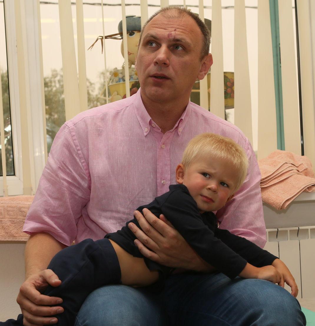Leonid Blyum, creador de la Terapia ABR