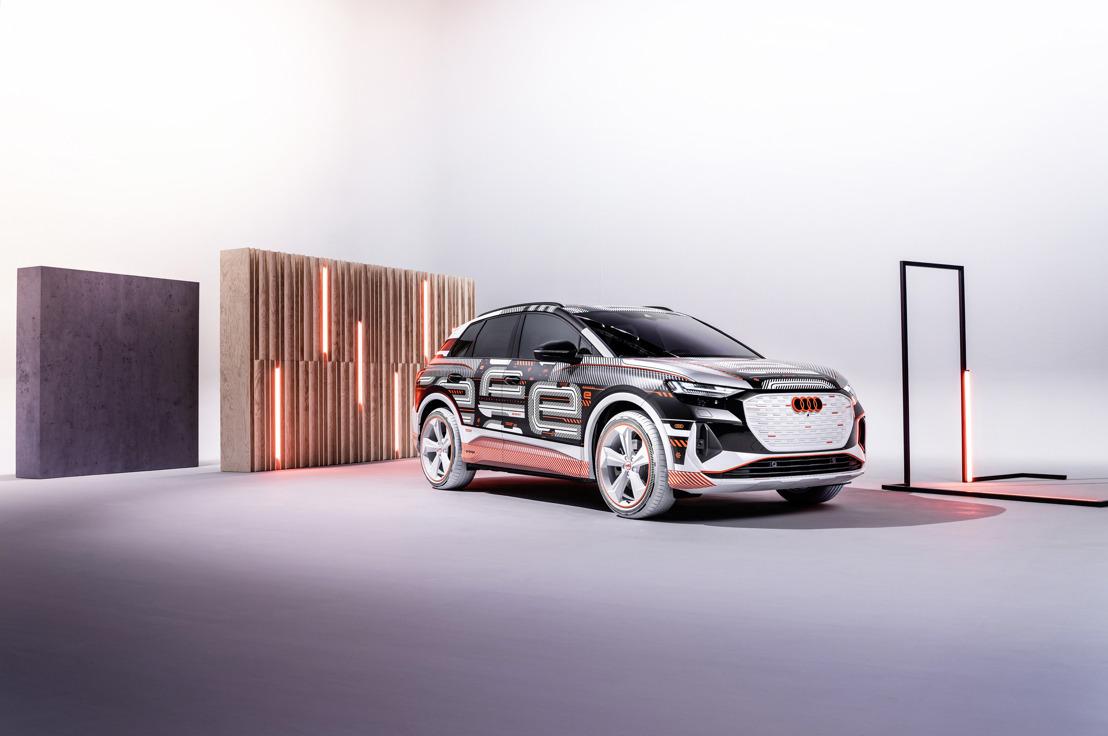 Une nouvelle dimension de la mobilité électrique : l'Audi Q4 e-tron devient une référence pour l'intérieur et les commandes