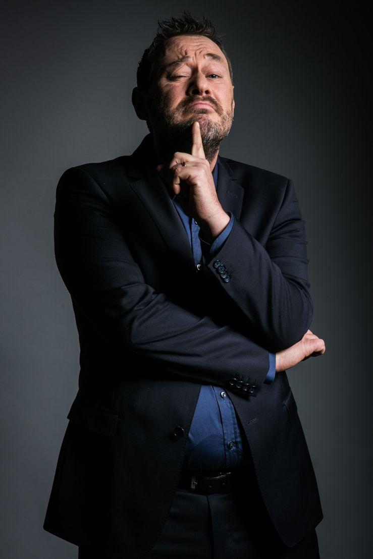 Presentator Bart De Pauw (c) VRT