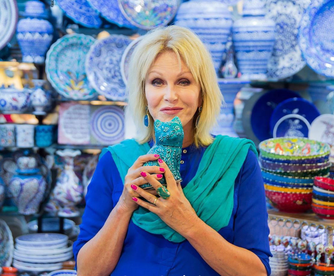 Joanna on her colourful Silk Road adventure