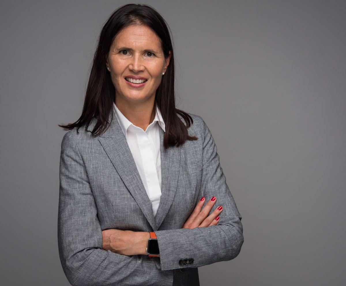 Josine Heijmans - Vice President (Construction), dmg events