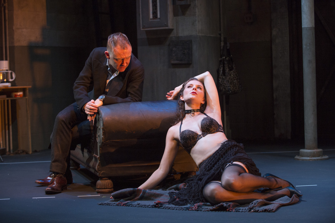 Belfry heats up Victoria with David Ives'  Tony-nominated play, Venus in Fur.