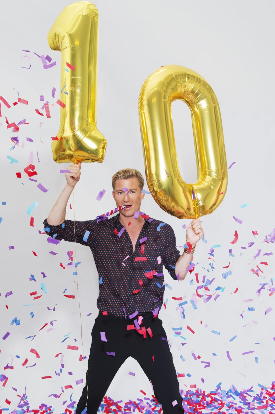VIJF viert Zo Man Zo Vrouw dit najaar met een birthday edition