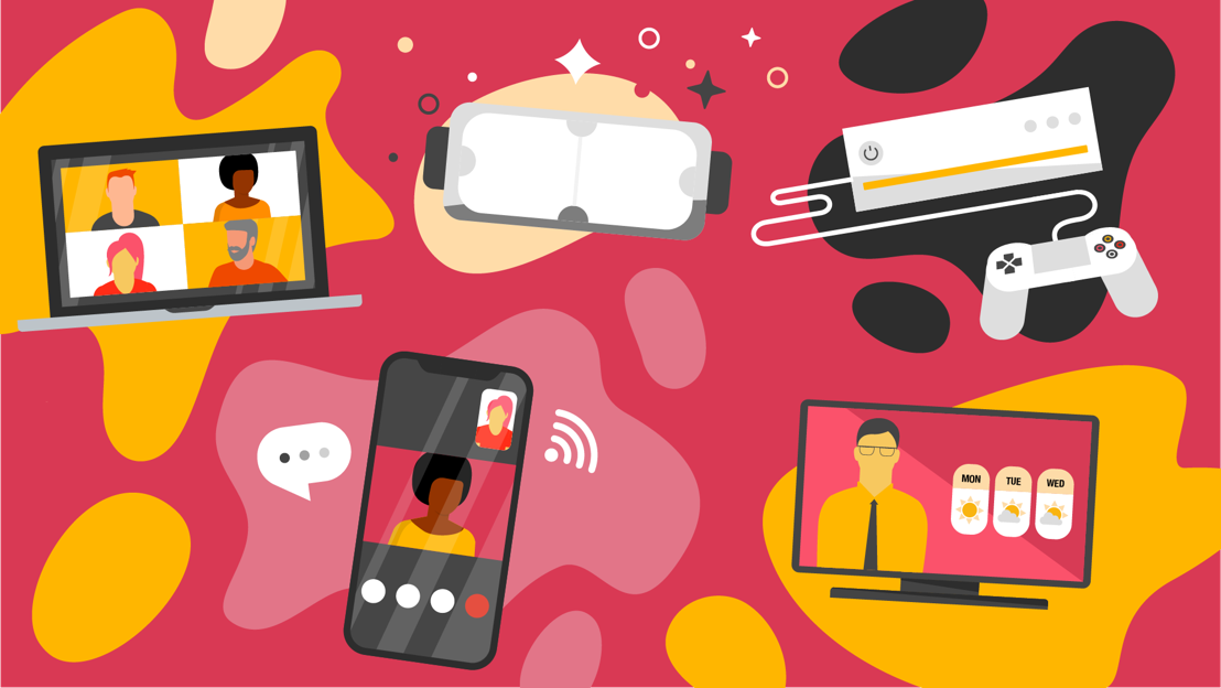 De entertainment- en mediasector herconfigureert zichzelf te midden van het herstel