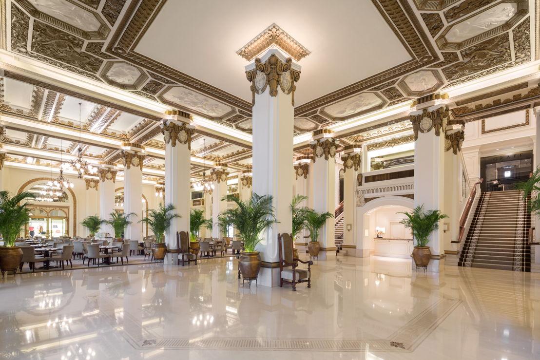 The Peninsula Hong Kong - Lobby