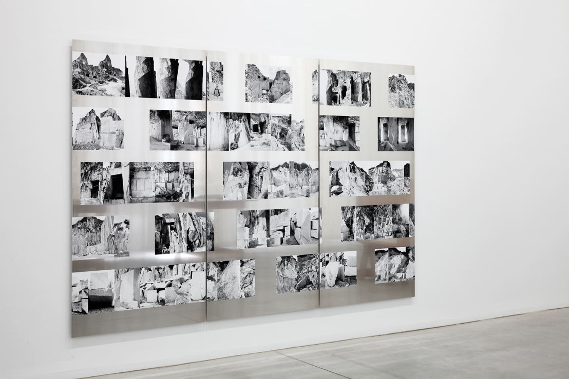 Aglaia Konrad. Carrara Cut (2013) © 2016 KK / www.document-architecture.com