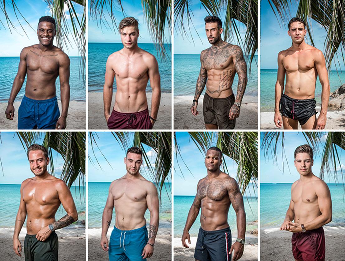 Temptation Island 2018: de verleiders!