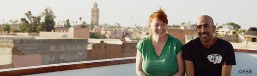 Bye Bye Belgium: boek nu een rondleiding en ontdek het Marrakech van Lotte en Rachid