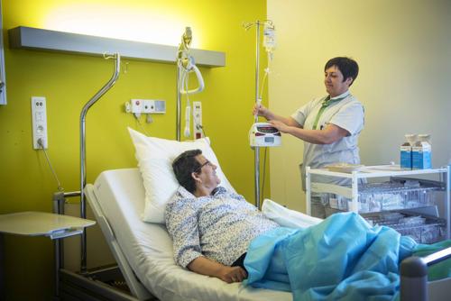 UZ Brussel krijgt opnieuw Europees kwaliteitslabel voor geïntegreerde oncologische en palliatieve zorg