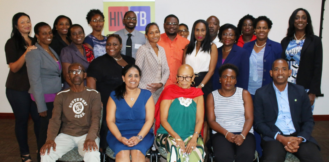 OECS Continues to Strengthen Treatment and Care of HIV-TB Patients