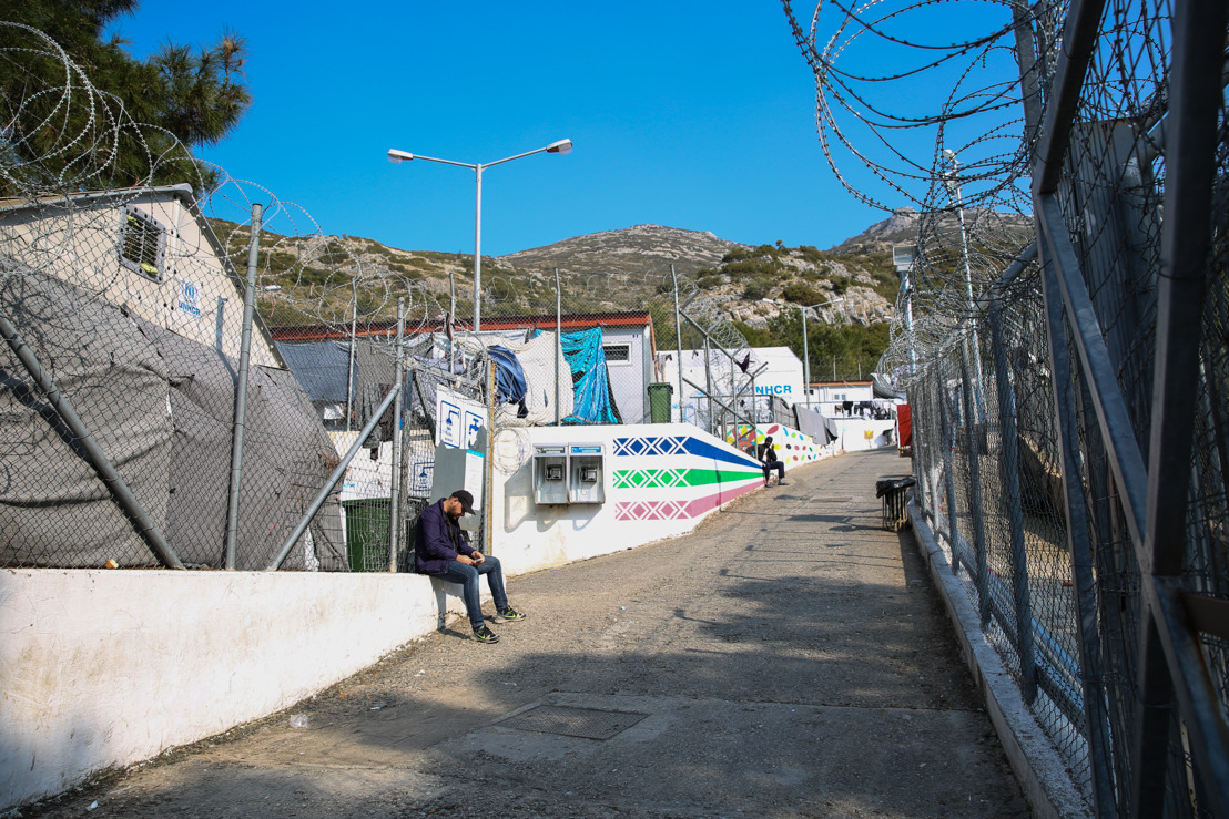 EU border policies fuel mental health crisis for asylum seekers on Greek islands