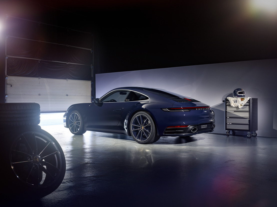 Porsche 911 Carrera 4S « Belgian Legend Edition »