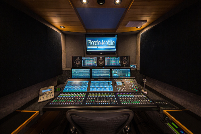 Montreal's Piccolo Mobile Remote Upgrades to Solid State Logic System T Networked Broadcast Audio Platform