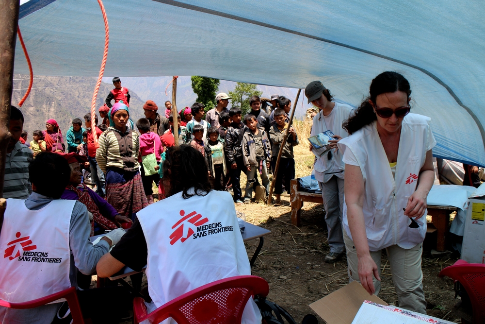 (c) Corinne Baker/MSF