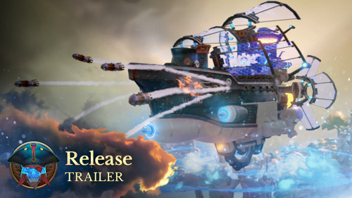 CLOUD PIRATES TAKES FLIGHT ON PC TODAY WITH FULL FREE-TO-PLAY RELEASE