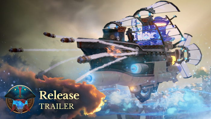Preview: CLOUD PIRATES TAKES FLIGHT ON PC TODAY WITH FULL FREE-TO-PLAY RELEASE