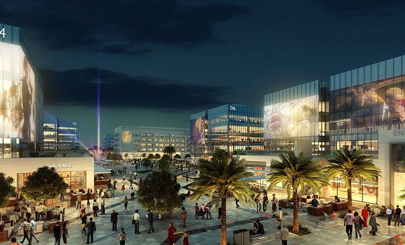 Silicon Park – Dubai Silicon Oasis - Dubai