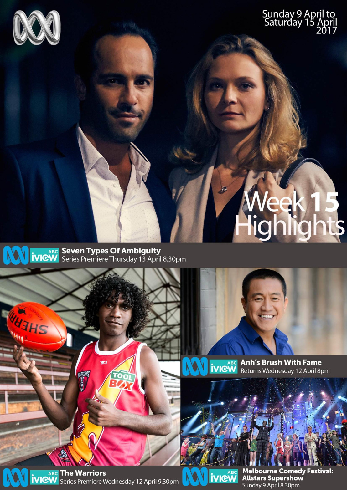 ABC Program Highlights - Week 15