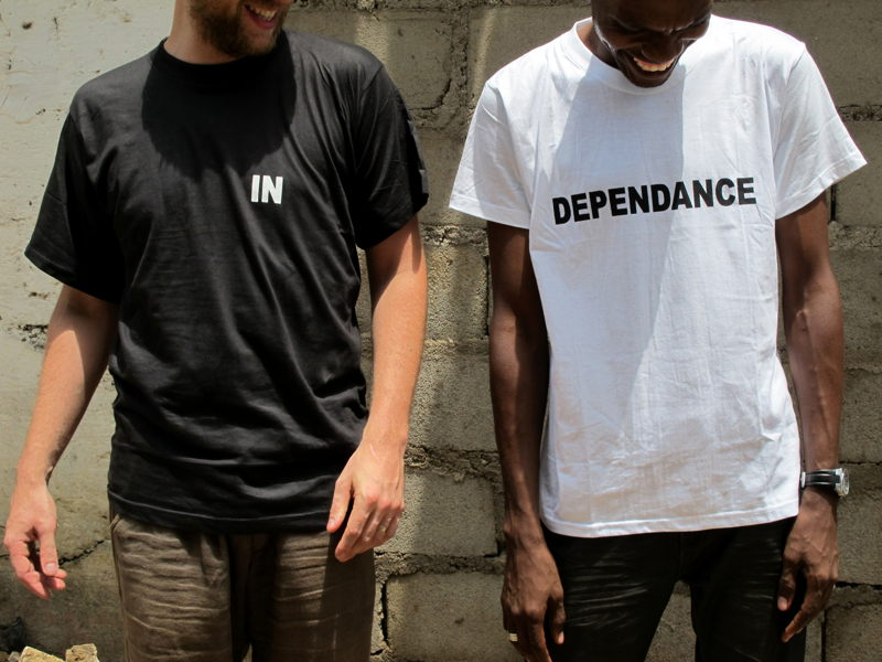Alioum Moussa & Maarten Vanden Eynde - In Dependance - 25>31/03 © Alioum Moussa & Maarten Vanden Eynde