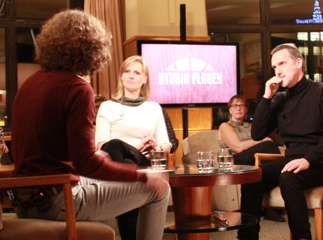 Julien Libeer, Lies Colman en Toon Fret - (c) VRT