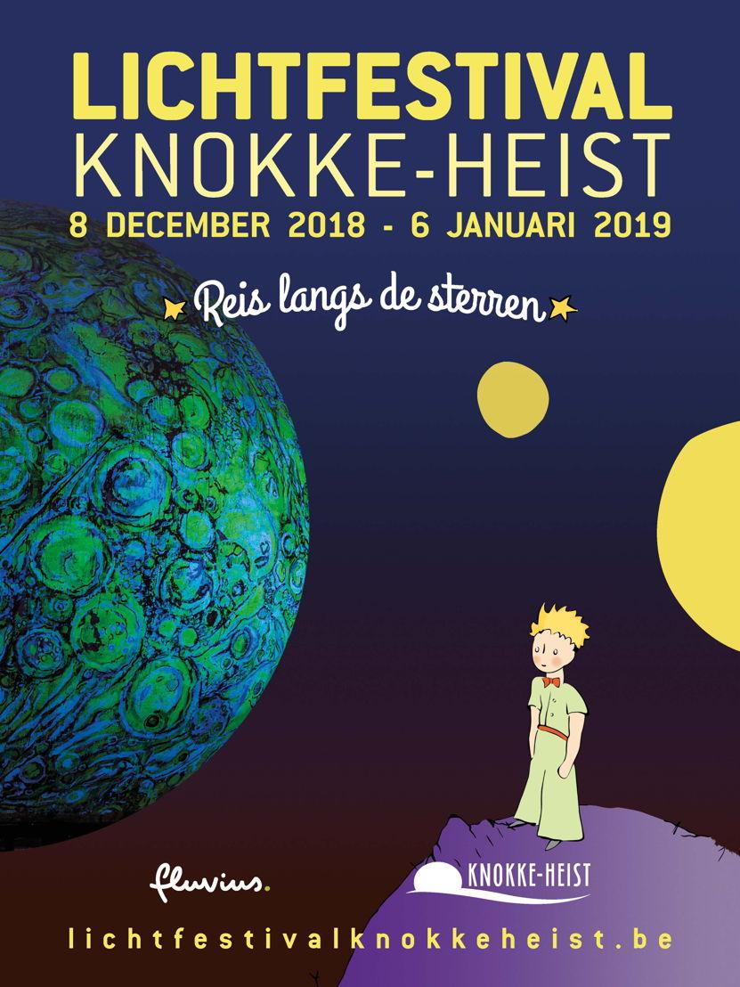 © Lichtfestival Knokke-Heist