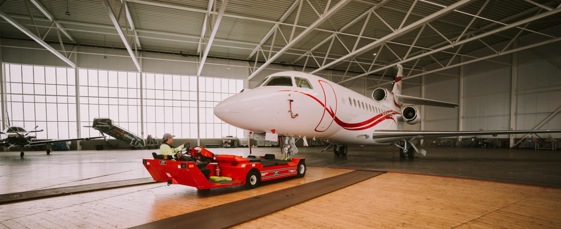 FLYINGGROUP investeert 5 miljoen euro in Antwerpen