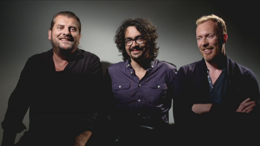 Bevergem Special - Luc Dufourmont, Gunter Lamoot, David Galle - (c) BroekToe
