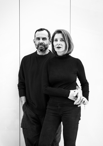Le groupe Ideal Standard International annonce sa collaboration avec les designers italiens Ludovica + Roberto Palomba et la création d'un Design Center à Milan