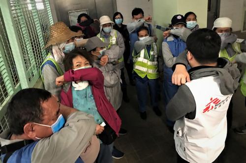 Coronavirus COVID-19: réponse de MSF face à l'épidémie