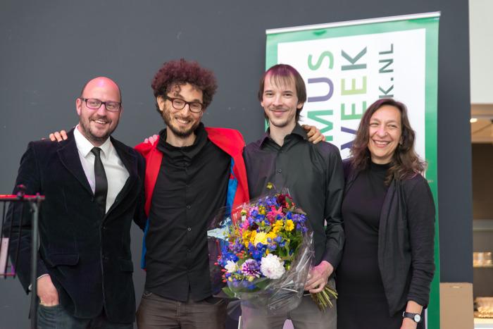 ALEXANDER KHUBEEV WINS GAUDEAMUS AWARD 2015
