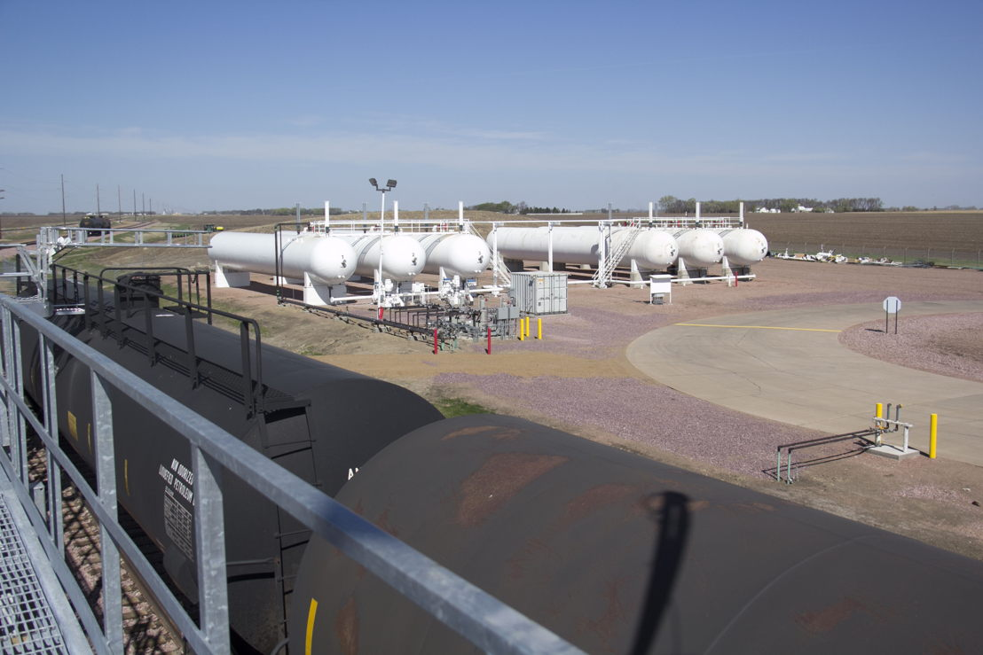In 2013, GROWMARK, Inc. acquired the Canton, South Dakota Propane Terminal from Magellan Pipeline Company, L.P. This acquisition was set to bolster GROWMARK's access to propane, expand its propane storage capacity, and enhance GROWMARK's ability to provide a reliable supply of propane to its members and customers.